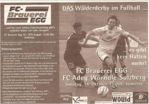 FC Egg - Spielerpass